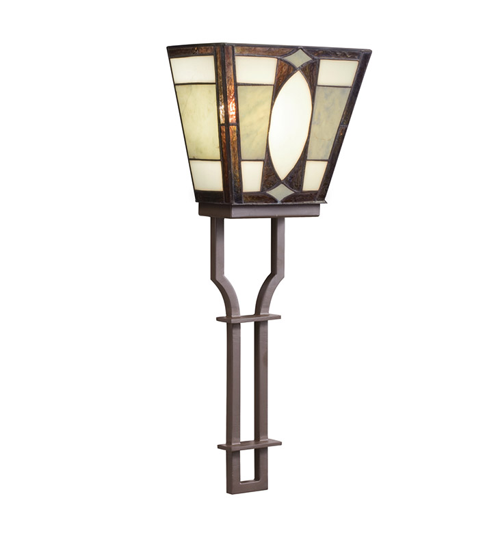 Kichler 69121 Denman Collection Wall Sconce 2 Light