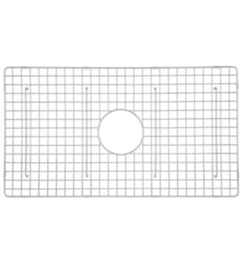 "ROHL WSG3017BS 26 3/8"" Stainless Steel Wire Sink Grid for RC3017 Kitchen Sink With Finish: Biscuit"