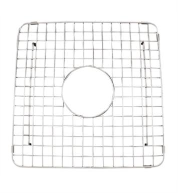 "ROHL WSG3719WH 15 1/8"" Stainless Steel Wire Sink Grid for RC3719 Kitchen Sink With Finish: White"