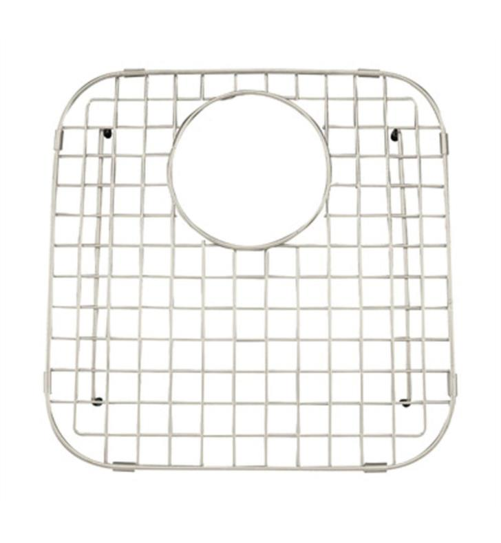 "ROHL WSG5927WH 13"" Stainless Steel Wire Sink Grid for 5927 Bar/Food Prep Sink With Finish: White"
