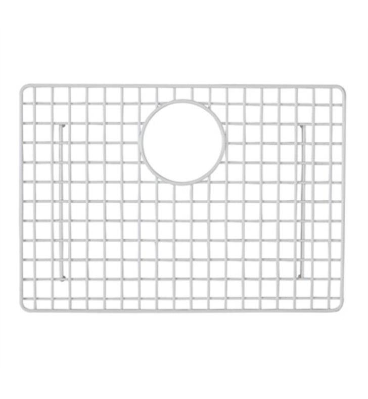 "ROHL WSG6347BS 18 5/8"" Stainless Steel Wire Sink Grid for 6347 Kitchen or Laundry Sink With Finish: Biscuit"
