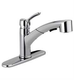"Delta 4140-TP-DST Collins 9"" Single Handle Tract-Pack Pull-Out Kitchen Faucet"