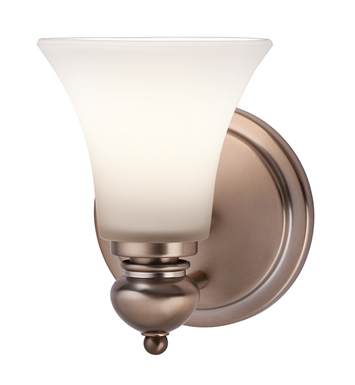 Kichler 45046CLZ Wall Sconce 1 Light in Classic Bronze