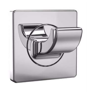 "TOTO YH626#CP Aimes 2 1/8"" Wall Mount Robe Hook in Polished Chrome"