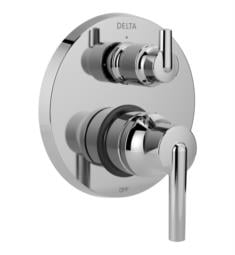"Delta T24859 Trinsic 14 Series 6 5/8"" Single Function Pressure Balanced Valve Trim with 3-Setting Integrated Diverter"