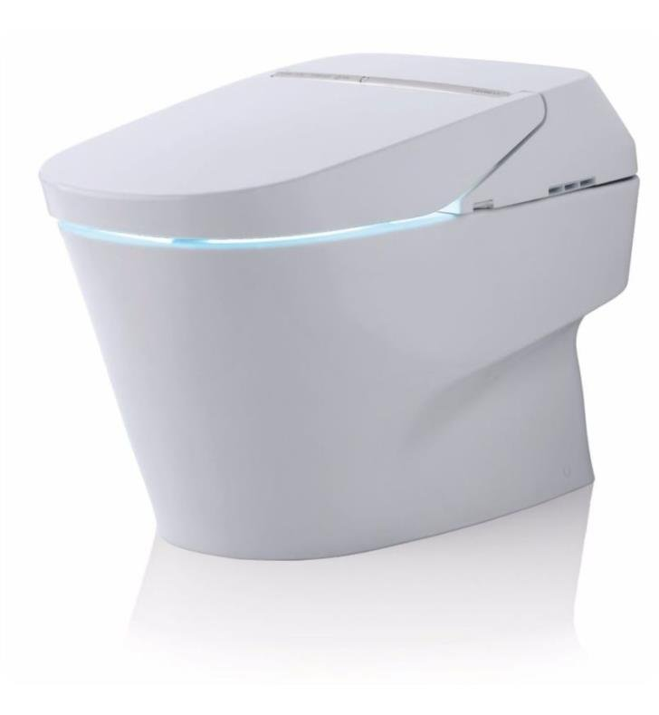 TOTO MS993CUMFX#01 Neorest 750H One-Piece Elongated Toilet with 1.0 ...