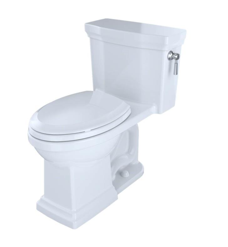 TOTO MS814224CUFRG01 Promenade II 1G One Piece Elongated Toilet With 10 GPF Single Flush And