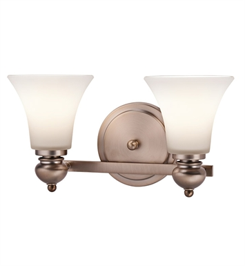 Kichler 45047CLZ Bath 2 Light in Antigue Bronze
