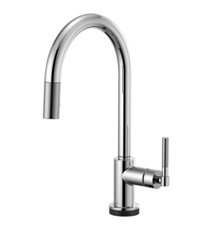 Brizo 64043lf Blgl Litze Smarttouch Pull Down Faucet With