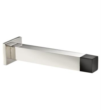 "Cool Lines 111913-SS Vision 1"" Square Wall Mount Door Stop With Finish: Satin Stainless Steel"