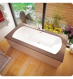 "BainUltra BMOURB00 Monarch 72"" Customizable Drop-In Bath Tub"