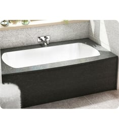 "BainUltra BMLMHB00 Monarch Grand Luxury 6638F 66""x38"" Customizable Drop-In Bath Tub"
