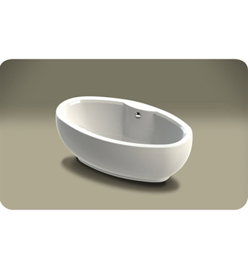Nameeks 0100-080 Knief Oval Bathtub