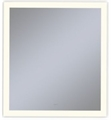 "Robern YM3040RPFPD3 Vitality 30"" x 40"" Lighted Mirror with 2700K Temperature Perimeter Light Pattern"