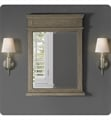 "Fairmont Designs 1535-M24 Oakhurst 24"" Mirror in Antique Grey"