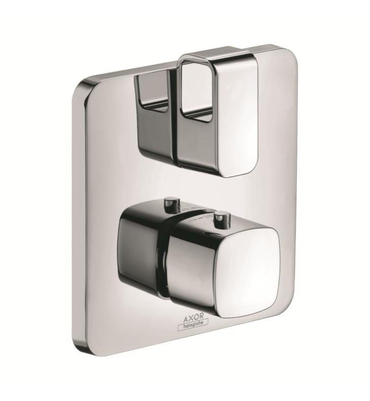 "Hansgrohe 11732001 Axor Urquiola 6 3/4"" Thermostatic Trim with Volume Control in Chrome"