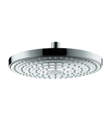 "Hansgrohe 26469001 Raindance Select S 240 9 5/8"" Wall Mount Round 2-Jet Showerhead With Finish: Chrome"