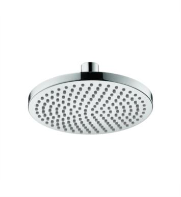 "Hansgrohe 28450001 Croma 160 Green 6 1/4"" Wall Mount Round 1-Jet Showerhead With Finish: Chrome"