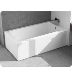 Oceania UR603101 Urbania 6031 Skirted Customizable Bathtub