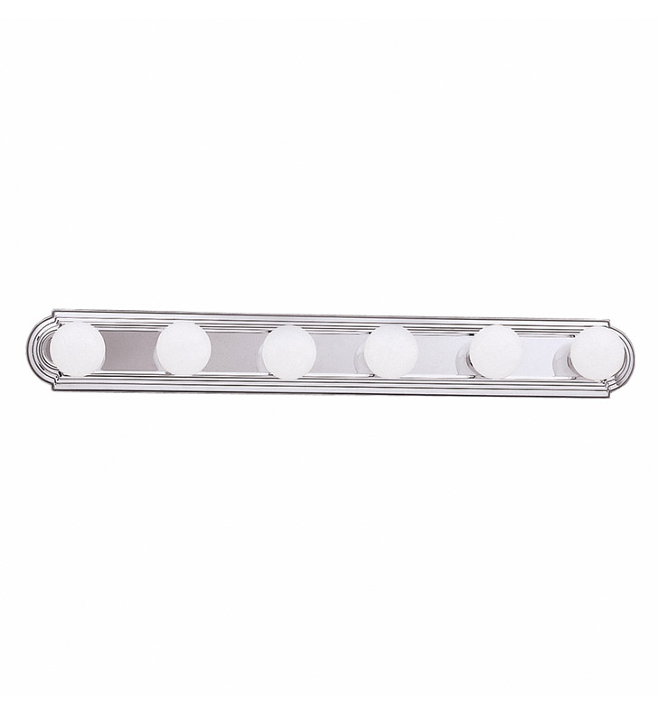 Kichler 5018 6-Bulb Bathroom Strip Light